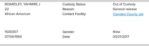 Camden, NJ - Man Arrested with 14 Kilos of Fetanyl (30 lbs