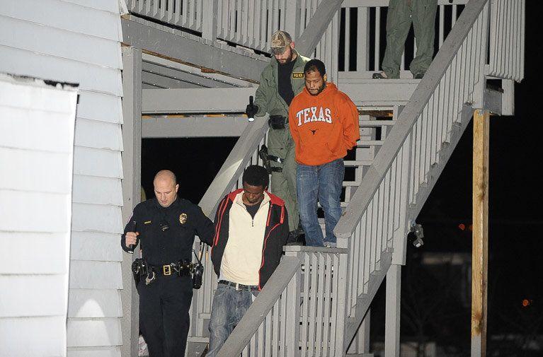 Warren Arrest