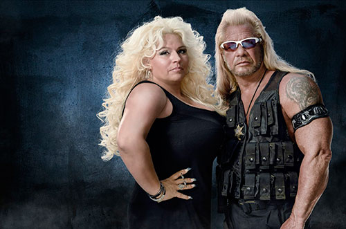 dog the bounty hunter and wife beth chapman to hold community